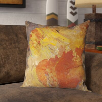 Magdalene Outdoor Throw Pillow Size: 18 x 18