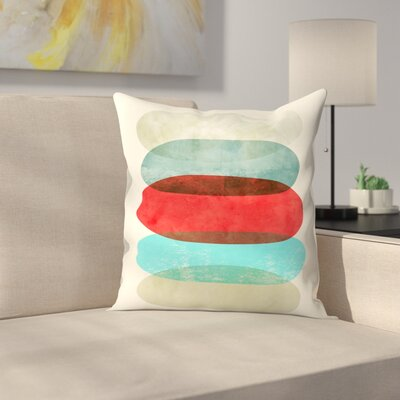Tracie Andrews Underneath It All Throw Pillow Size: 16 x 16