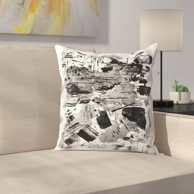 Tracie Andrews Origins Throw Pillow Size: 18 x 18