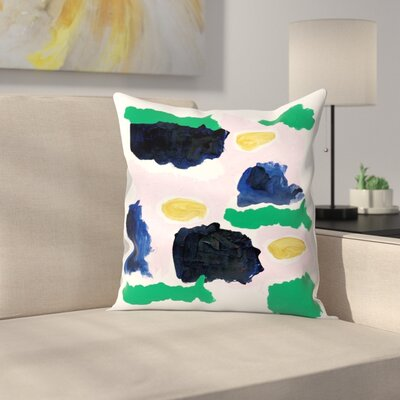 Charlotte Winter Imogen Throw Pillow Size: 14 x 14