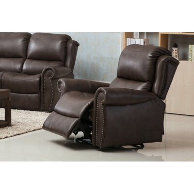 Cavazos Recliner Reclining Type: Power