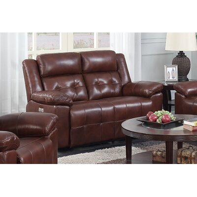 Caverly Reclining Loveseat