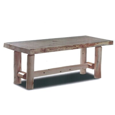 Pellston Log Coffee Table