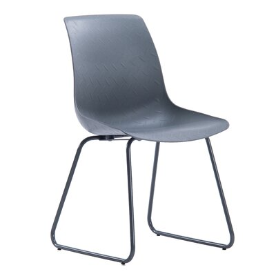 Ashbaugh Modern Dining Chair Color: Gray