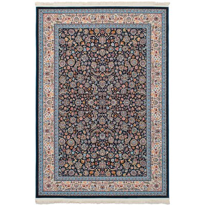 Hudgins Nain Dark Brown Area Rug Rug Size: Rectangle 67 x 910