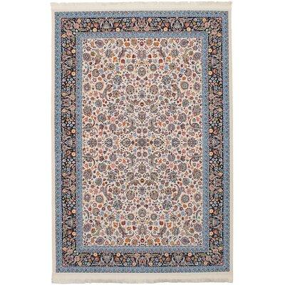 Hudgins Nain Cream Area Rug Rug Size: Rectangle 67 x 910