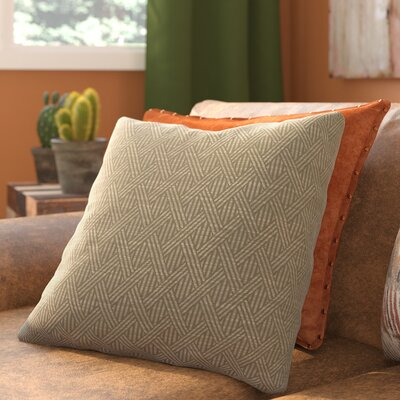 Shanon Throw Pillow Color: Dove