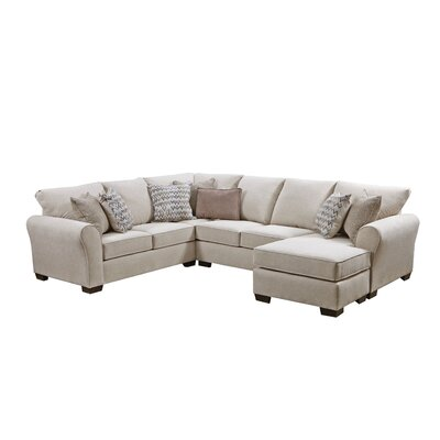 Herdon Linen Sectional