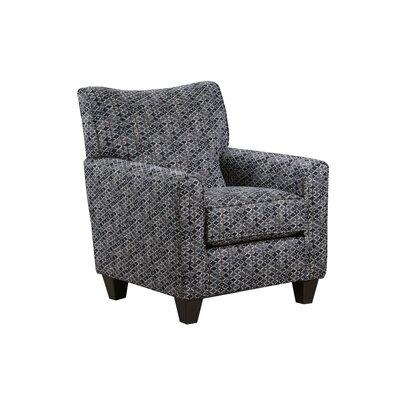 Henton Armchair Upholstery: Gray