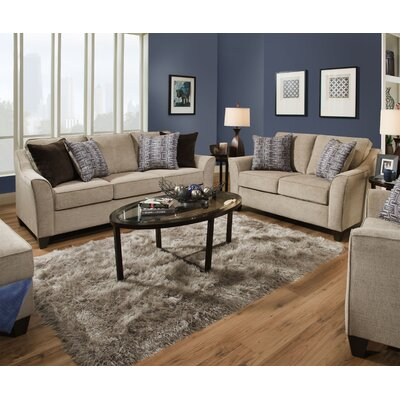 Henslee Configurable Living Room Set