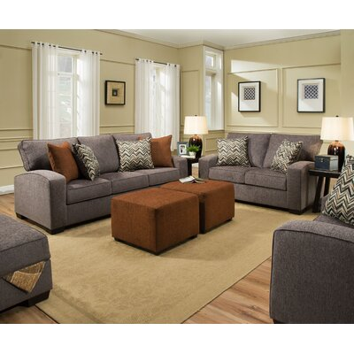Henton Configurable Living Room Set