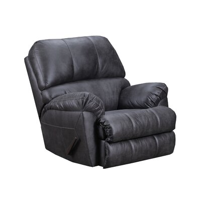 Hepler Manual Rocker Recliner