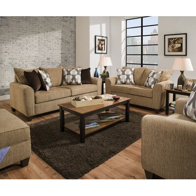 Amalfi Configurable Living Room Set