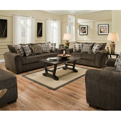 Pleasant Avenue Configurable Living Room Set