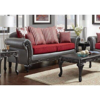 Lummus Sofa Upholstery: Gray