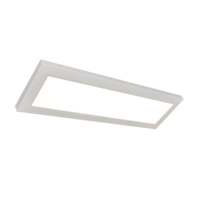 Seagraves Flush Mount Fixture Finish: White