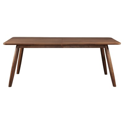 Clayborn Dining Table Size: 29.5 H x 60 W x 35 D