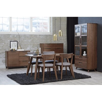 Clayborn 5 Piece Dining Set