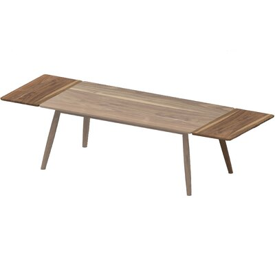 Clayborn Extension Table Leaf Size: 20 W x 39 L