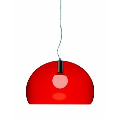 Kartell 1-Light Inverted Pendant