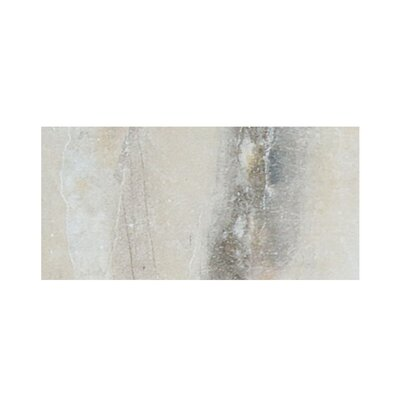 Pearl 3 x 6 Porcelain Field Tile in Almond