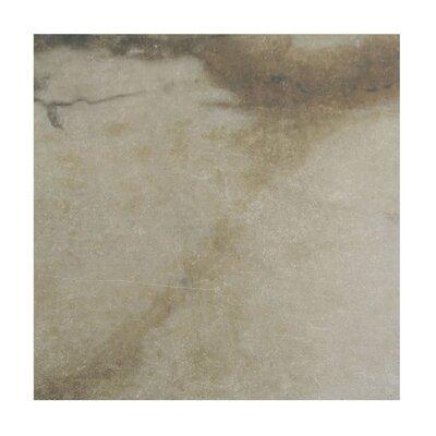 Pearl 18 x 18 Porcelain Field Tile in Camel