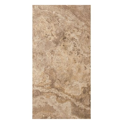 Tuscany 12 x 24 Porcelain Field Tile in Terra