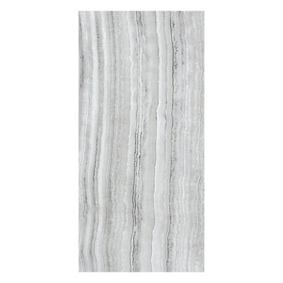 Velvet 12 x 24 Porcelain Field Tile in Gray