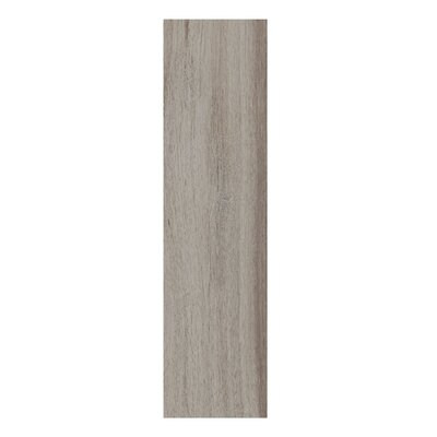 Real Wood 6 x 24 Porcelain Wood Look Tile in Pino