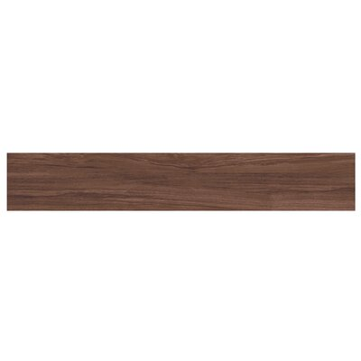 Naturalia Ciliegio 6 x 36 Porcelain Wood Look Tile in Brown