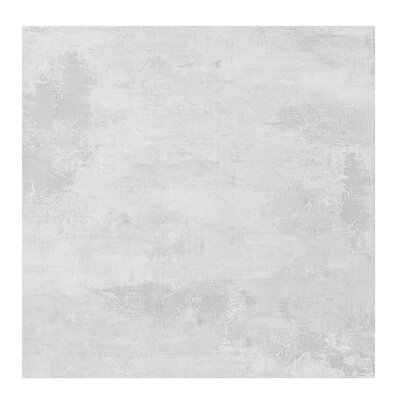 Dynamic 18 x 18 Porcelain Field Tile in Gray