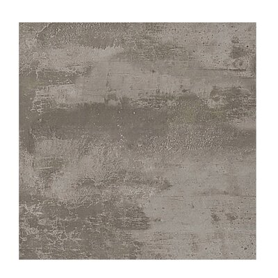 Dynamic 18 x 18 Porcelain Field Tile in Taupe