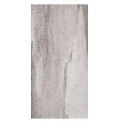 Waterfall Niagara 12 x 24 Porcelain Wood Look Tile in Light Gray