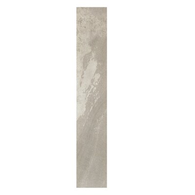 Waterfall Victoria 6 x 36 Porcelain Wood Look Tile in Light Brown