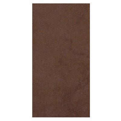 Loft 12 x 24 Porcelain Field Tile in Brown