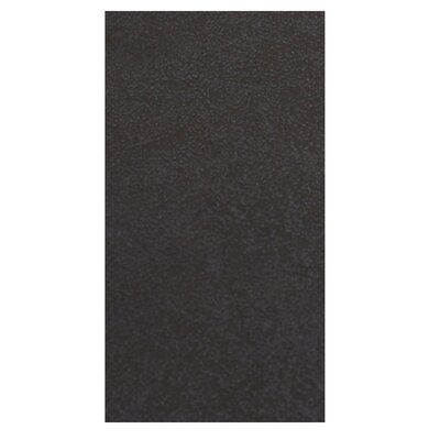 Loft 12 x 24 Porcelain Field Tile in Black