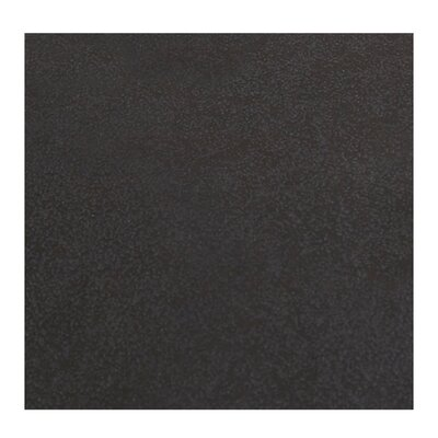 Loft 24 x 24 Porcelain Field Tile in Black