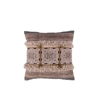Cronk Indoor Cotton Throw Pillow