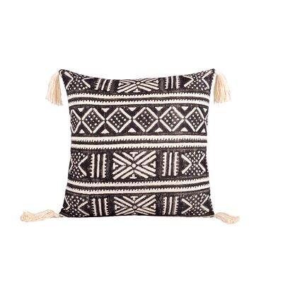 Leath Indoor Cotton Decorative Throw Pillow
