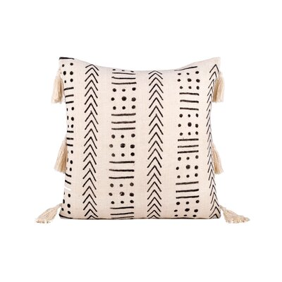 Leavell Indoor Cotton Throw Pillow