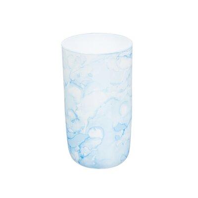 Bellantoni Glass 15 oz. Travel Tumbler Color: Blue 24BF53BC9412435ABDA76EBADCBB8909