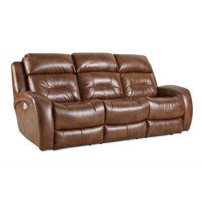 Showcase Reclining Sofa Reclining Type: Power Headrest