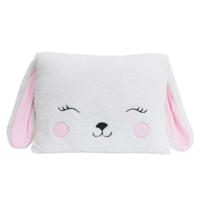 Eberhard Bunny Throw Pillow