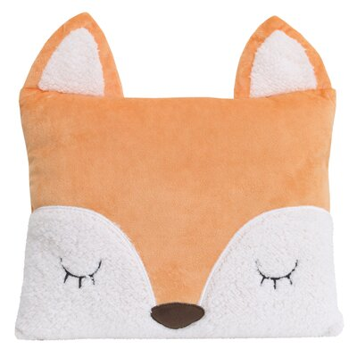 Ebersole Fox Throw Pillow