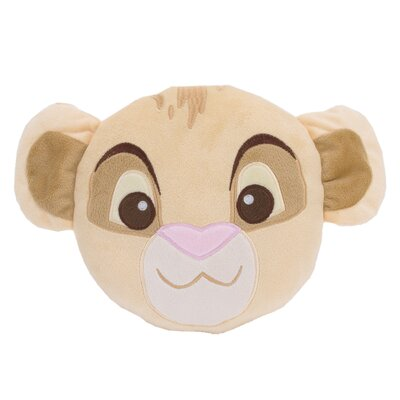 Lion King Circle of Life Plush Throw Pillow