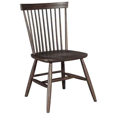 Hernandez Dining Chair Color: Coffee