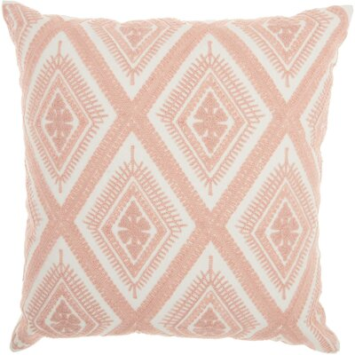 Criswell Cotton Throw Pillow