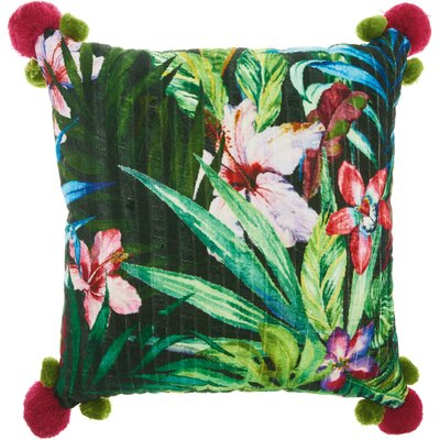 Knowlson Cotton Throw Pillow