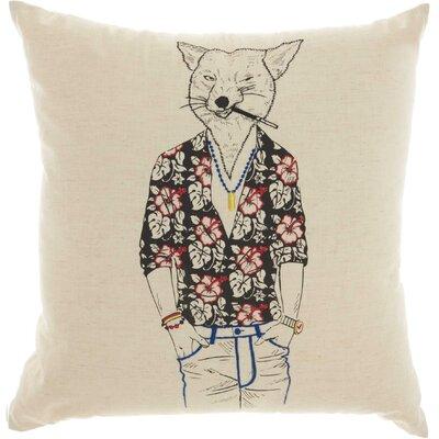 Atchison Cotton Throw Pillow