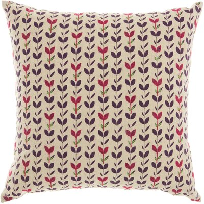 Millbourne Cotton Throw Pillow